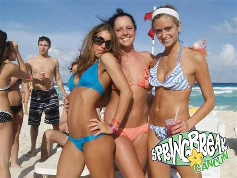 cancun spring break bikini jpg 640x480